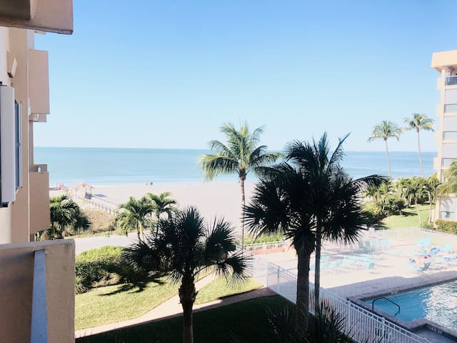 Oceanfront Oasis at Leonardo Arms Steps to Beach