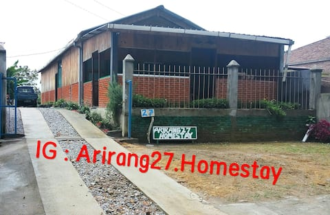 Arirang-27 Homestay Room.1 budget accommodation