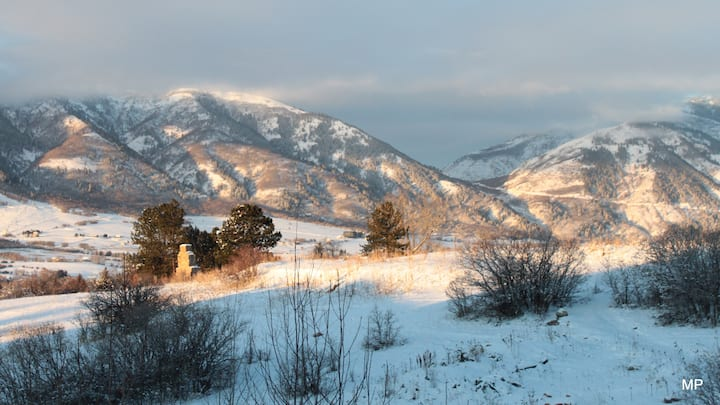 Eden Studio minutes to Powder Mountain & Snowbasin