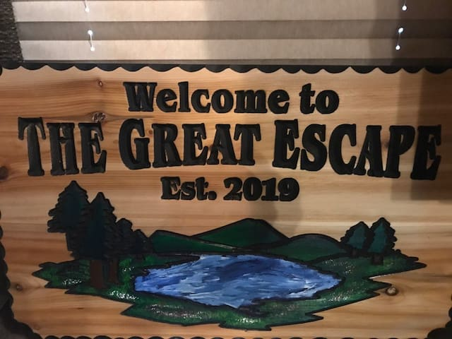 The Great Escape at Smith Lake