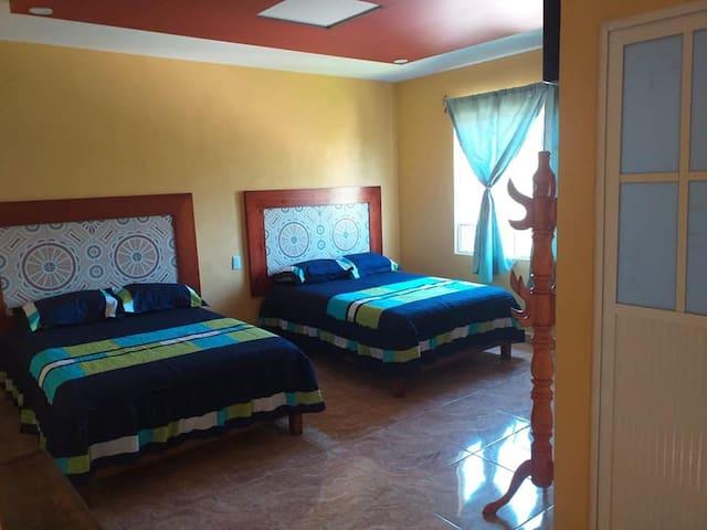 Habitación 2, Posada Rivera