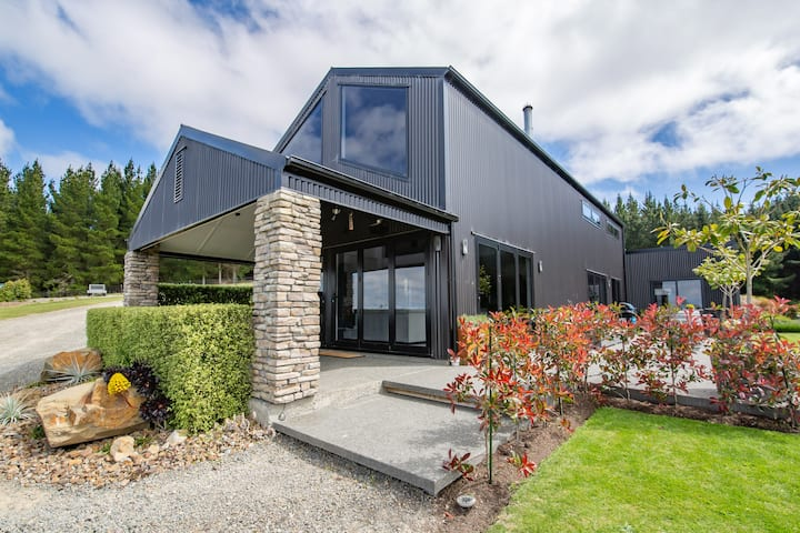 North Canterbury Luxury Retreat New Zealand