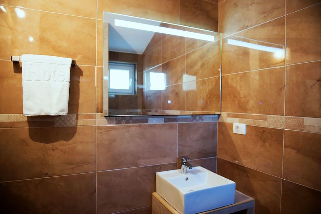 Lux kupatilo, vrhunski peskiri - sinonim kvaliteta