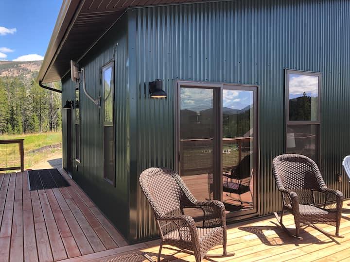 Modern Georgetown Lake Retreat