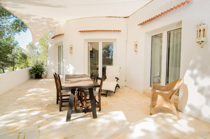 Yoga Retreat in Ibiza Island - Sant Joan de Labritja - Villa