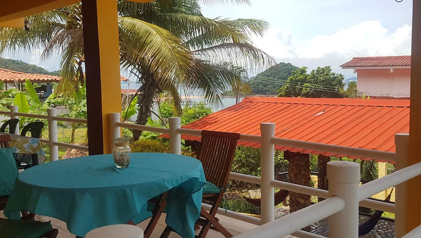 Rooms & Breakfast, Forest view, Ocean view Balcony