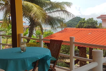 Mountainside Lodge Rooms, Oceanview shared Balcony