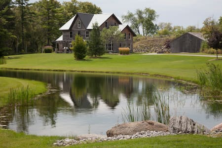 Private Ranch House in the Kawartha's - Kawartha Lakes - Casa
