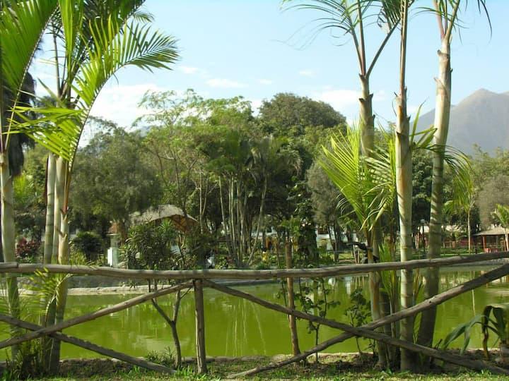 Casa Armonia en el Club Residencial Los Girasoles