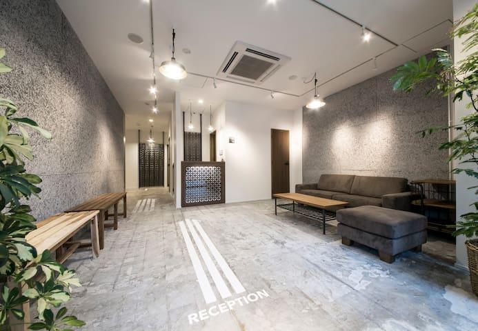 Kanazawa city central 5min to 21stMuseum WIFI! - 金沢市 - Bed & Breakfast