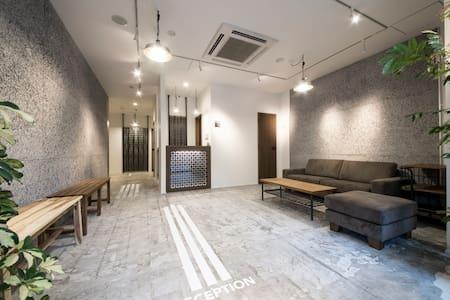 Kanazawa city central 5min to 21stMuseum WIFI! - 金沢市 - B&B/民宿/ペンション
