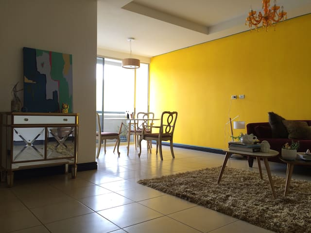 Lovely & Exclusive Condo-Great Location - Heredia - Apartmen