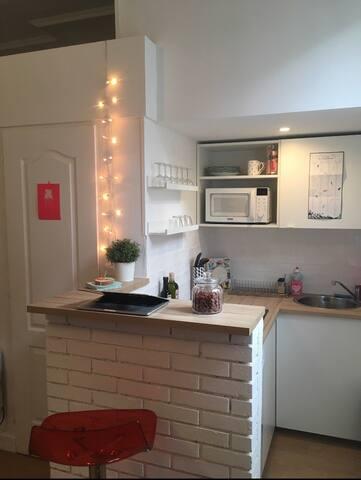 Studio cosy