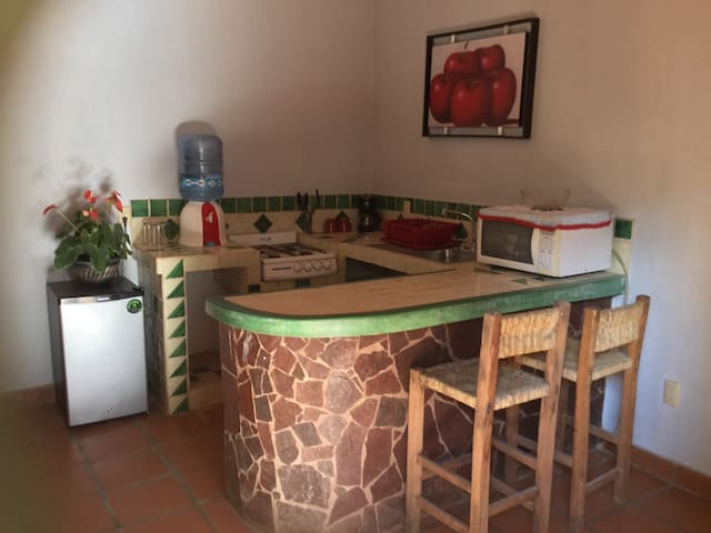 Bungalow san Miguel #1 - Sayulita - Appartement
