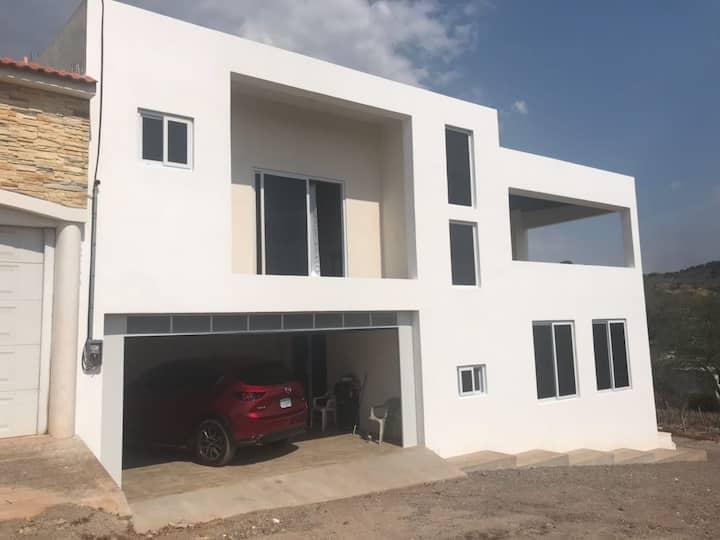 Casapueblo en Agua Blanca, Jutiapa