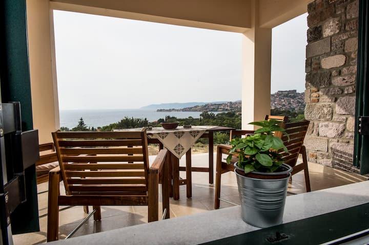 Litridi, a  brand new villa with unique view