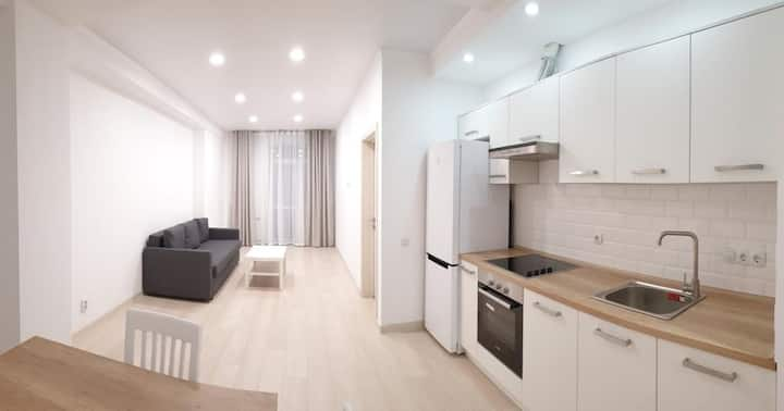 Lovely apartment in the heart of city center