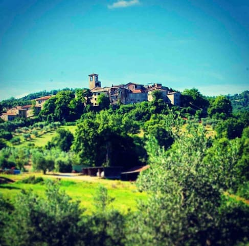 Villa in the heart of green Umbria Todi - Orvieto