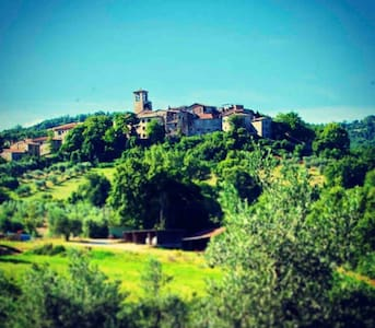Villa in heart of Umbrian Countryside Todi Orvieto