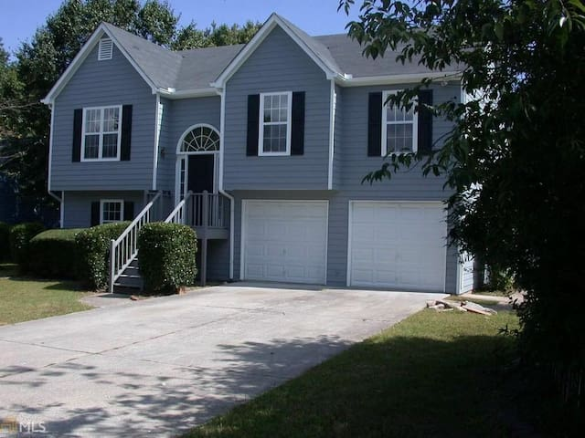 Private room with cable/wifi - Acworth - Haus