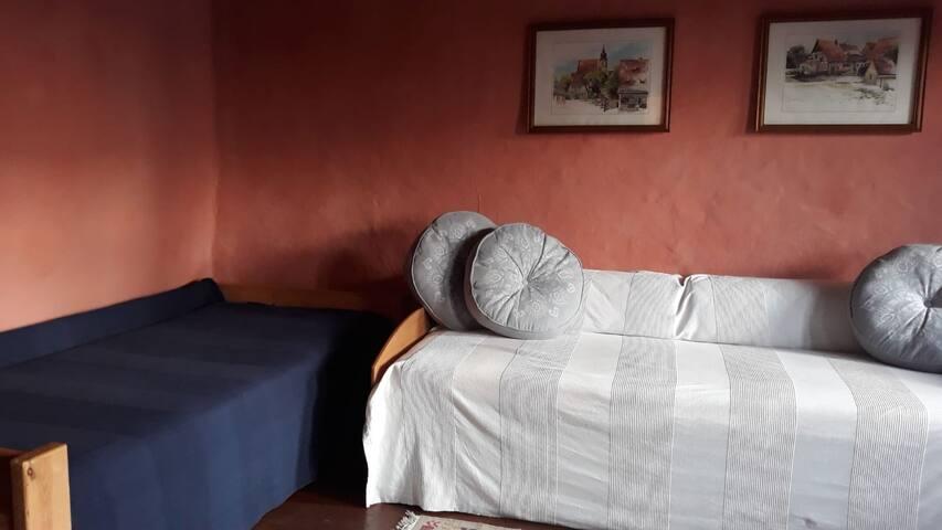 Fairytale apartment near Rothenburg