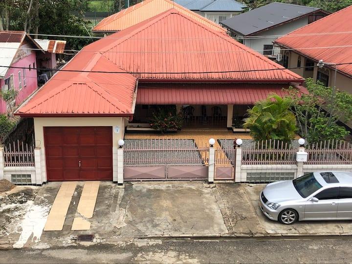 Bungalow te Paramaribo Noord