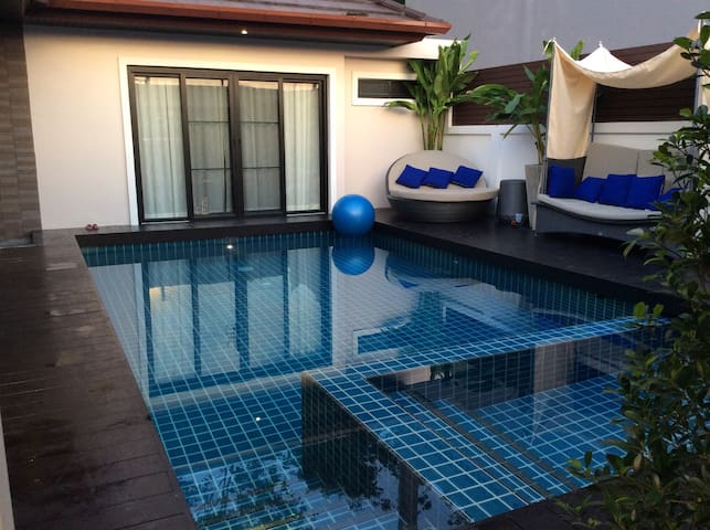 Private Pool 24 hrs. - Thalang Phuket  - Vila