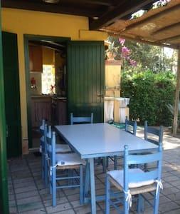 Appartamento con giardino a Sabaudia in residence - Sabaudia