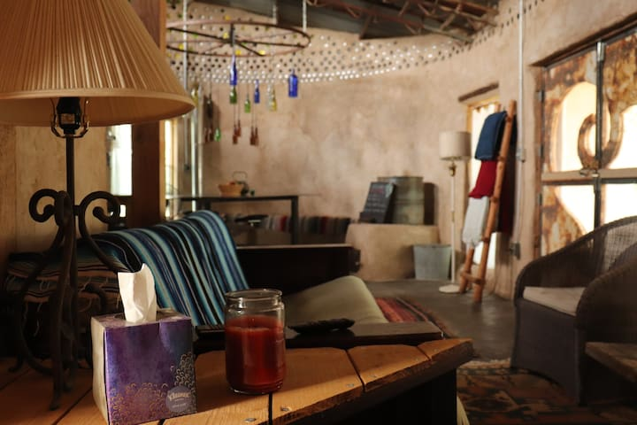 ⚡Off Grid⚡- Country Earthbag House