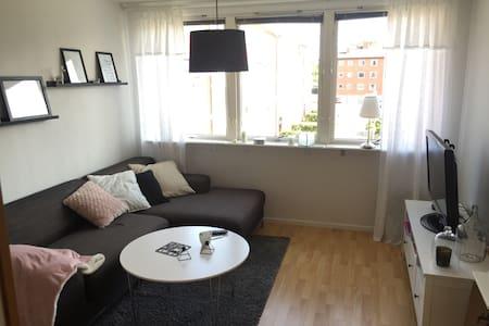 Lägenhet i Sveriges Sommarstad - ハルムスタッド