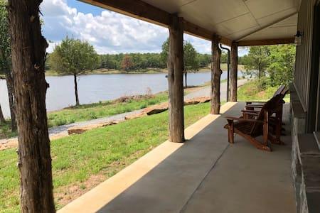 Private Lake House at Bear Mountain Ranch