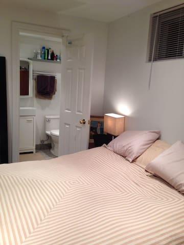 Appartement entrée privée Montréal - Mont-Royal - Ev
