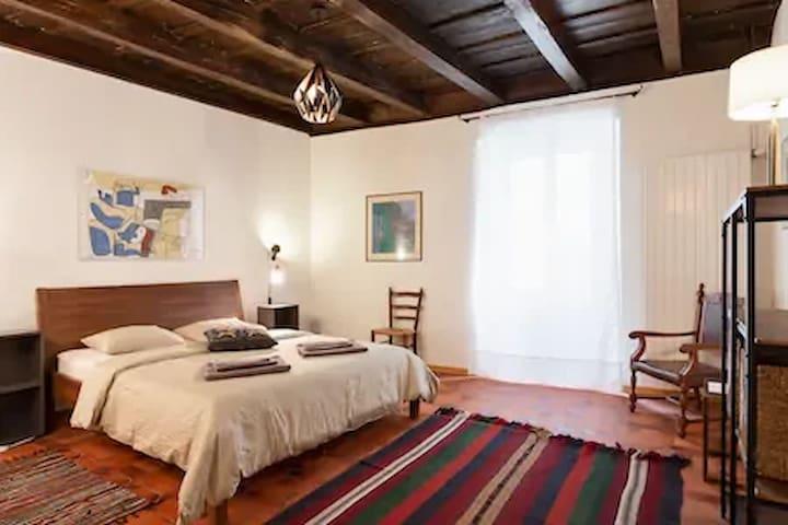 Casa nucleo b+k Locarno, Zimmer 2