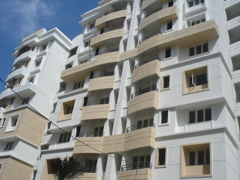 Wonderful 3 BHK  apartment to stay for short trip