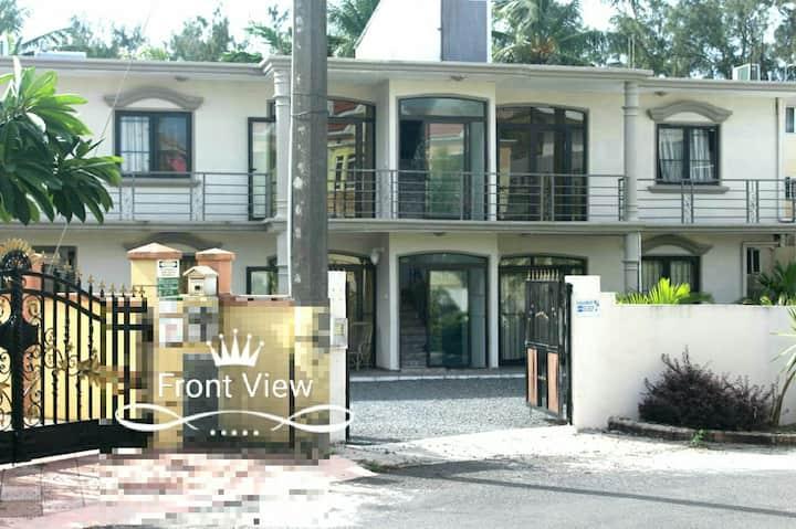 Blue Villa Mont Choisy studio ❺