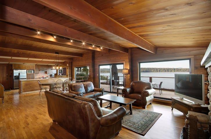 Searidge Cabin