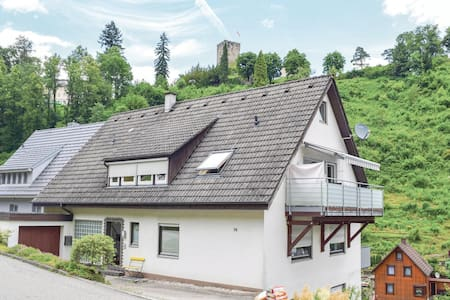 Holiday apartment with 2 bedrooms on 130m² in Hornberg