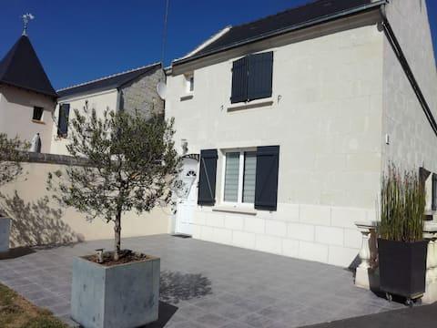 Petite maison  au coeur du Val de Loire