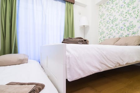 30%OFF. 2mins walk to sta. Shinjuku central O2plus - Shinjuku - Daire