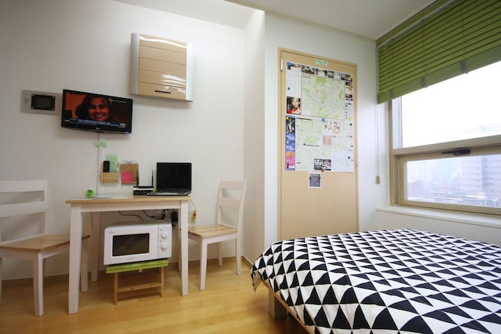 TOP location and Nice view apartment @ Insadong