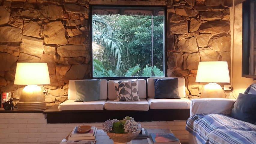Cabaña de pierda, a nuevo puro relax! - Punta del Este - Blockhütte