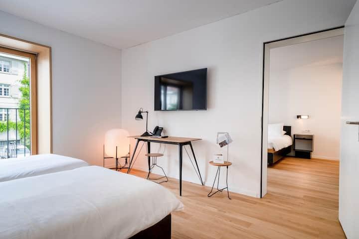 Family TwoBedroom SET Hotel.Residence by Teufelhof