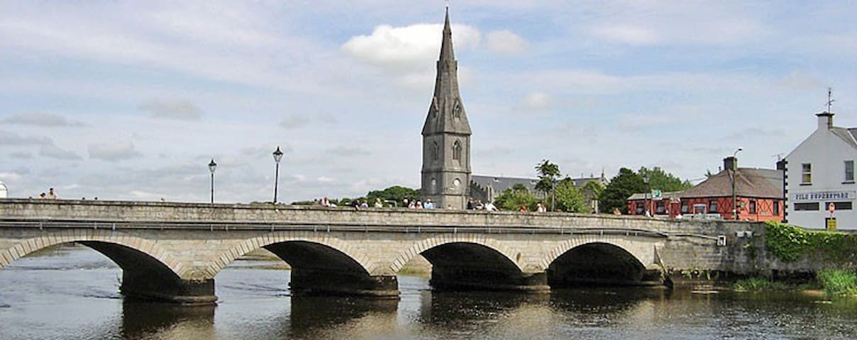 Ballina - on the Wild Atlantic Way