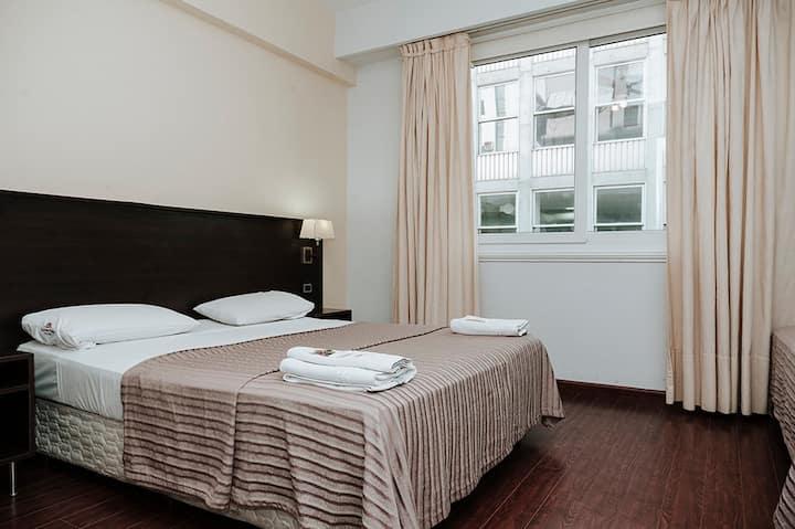 Tucumán Palace Hotel - Hab. Triple con baño priv.
