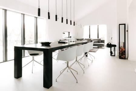 Haus Nurso - Design und Natur gemeinsam genießen