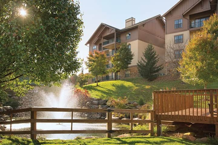 2 br Deluxe at Wyndham Smoky Mountains