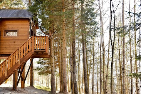 Monviso Treehouse