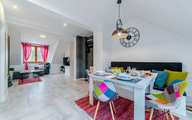 Apartamenty Wonder Home - Fiński III z sauną