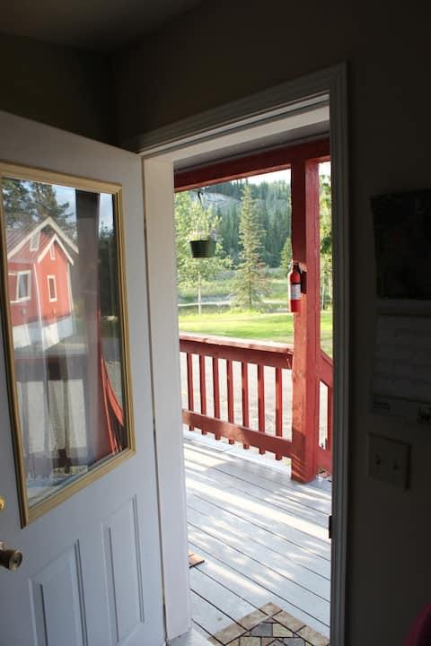 Snowshoe Haven Cabins #1