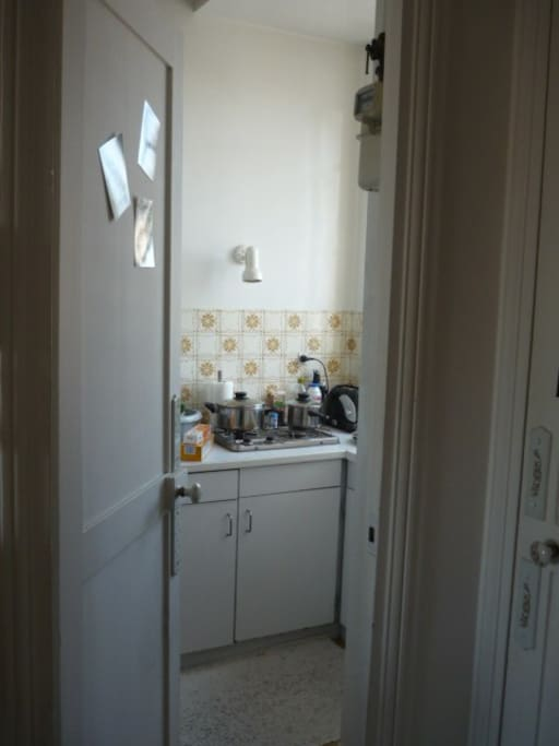 Kitchen from Outside